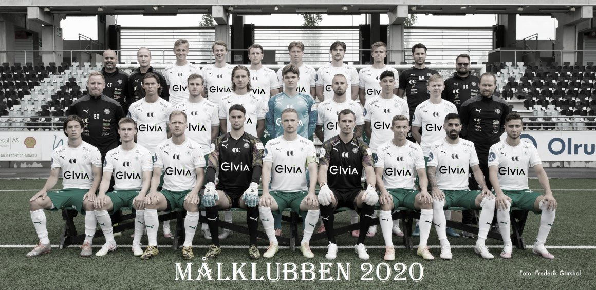 Målklubben 2020