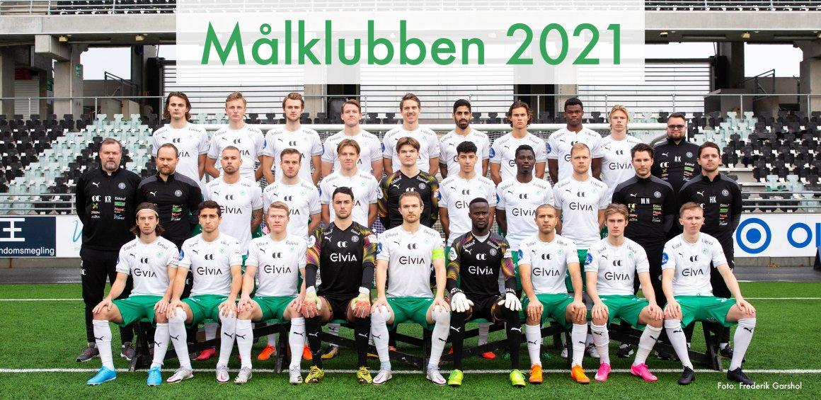 Målklubben 2021